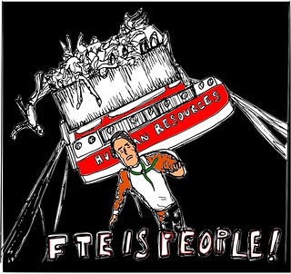 FTE IS PEOPLE! | by psd