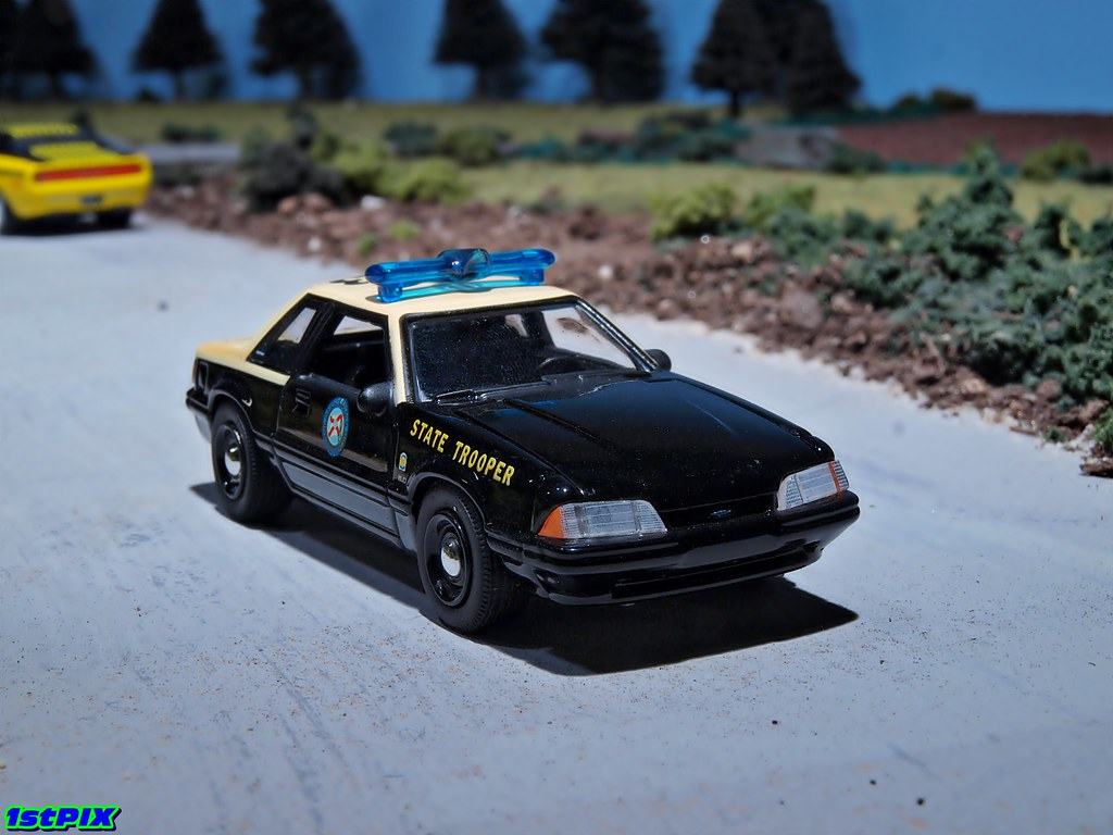 The New Ford Mustang >> Florida Highway Patrol 1990 SSP Ford Mustang | An FHP Ford M… | Flickr