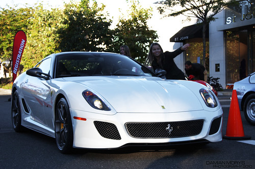 599 GTO. | by Damian Morys Photography