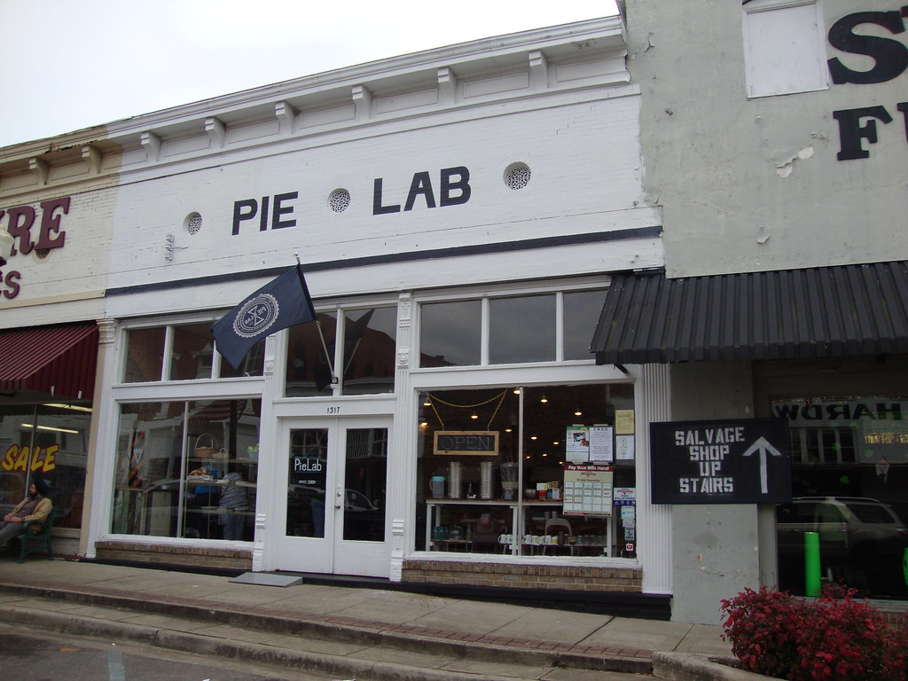 Pielab Greensboro Alabama ... Pie Lab, Greensboro AL  by Deep Fried Kudzu