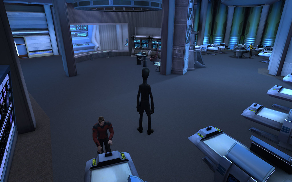 Star Trek Online Admiral S Conference Room Esd