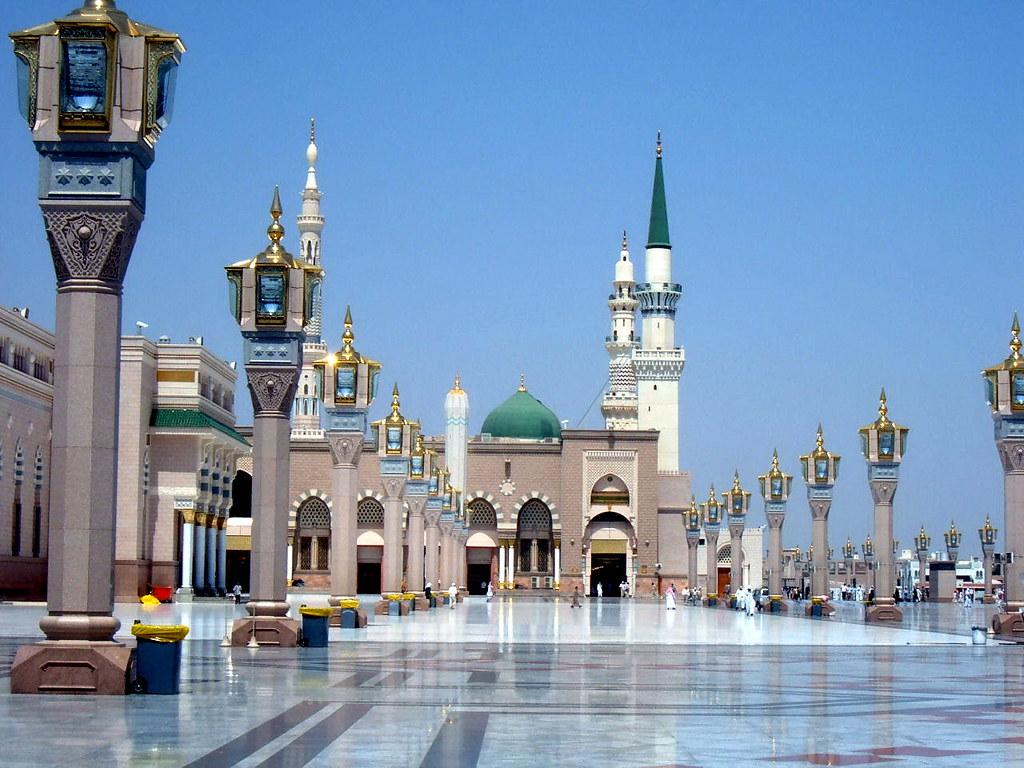 المدينة المنورة - المسجد