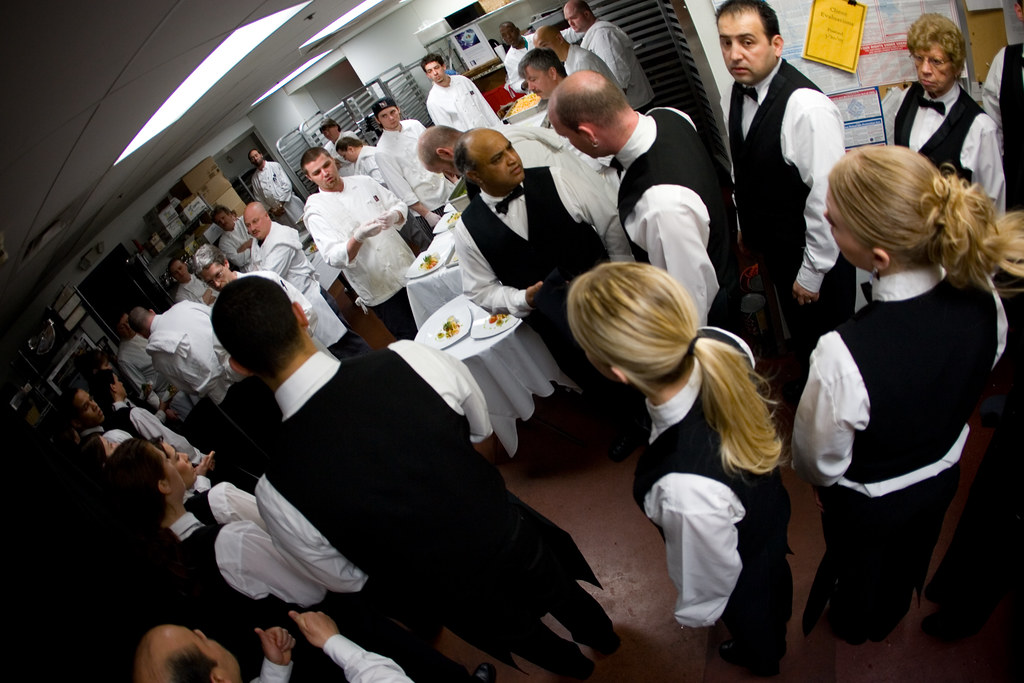 D'Amico Catering :: Wait Staff | photo by Noah Wolf Photogra… | Flickr