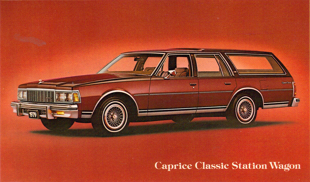Top 1979 Chevrolet Caprice Classic Station Wagon | coconv | Flickr FB49