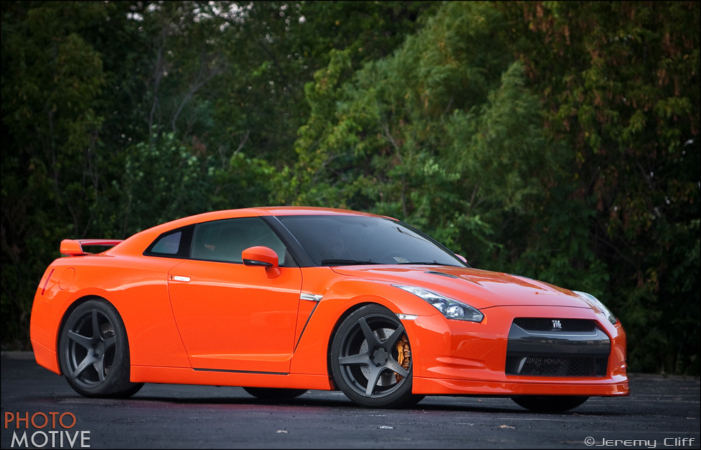 Ams Built Amp Tuned R35 Nissan Gtr Jeremy Cliff Flickr