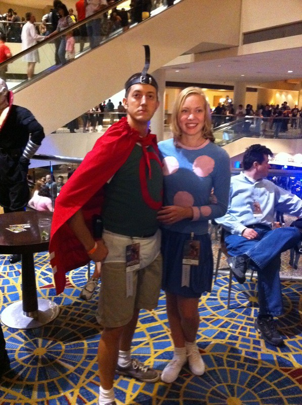 DragonCon 2010 Friday: Quail Man and Patti Mayonnaise | Flickr Quailman And Patty Mayonnaise