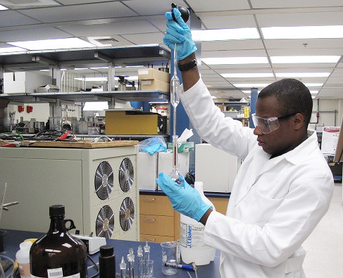 Lab Work Experience For Undergraduates Cited In Resume