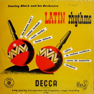 Latin Rhythms - Stanley Black and his orchestra | by letslookupandsmile