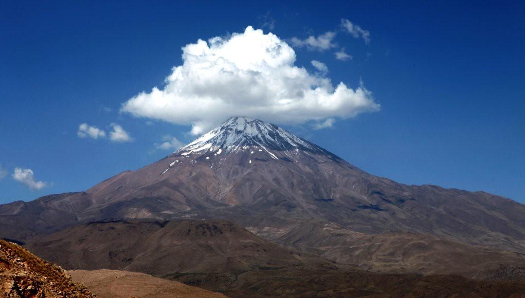 19 najpiękniejszych gór świata. Damavand