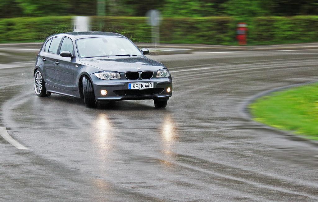 Bmw I Series >> BMW 1 Series E87 Street Drifting | BMW 1 Series E87 Street D… | Flickr