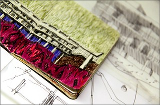 Moleskine meets archiecture | by mario bellavite