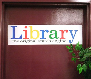 Library -- the original search engine | by Enokson