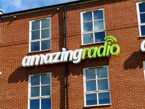 Amazing Radio's offices | by James Cridland