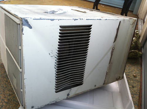 Chrysler air conditioner