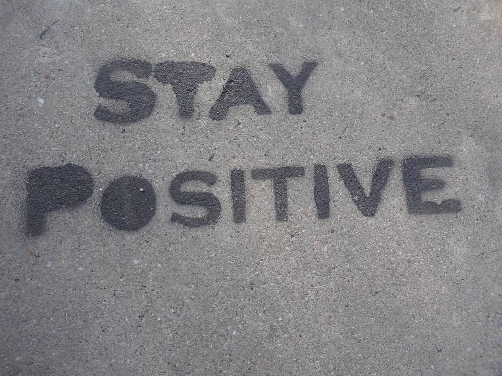 Image result for stay positive