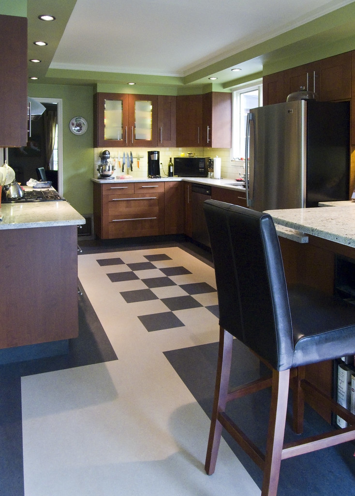 kitchen vert complete adel medium brown cabinets lansa han flickr. Black Bedroom Furniture Sets. Home Design Ideas