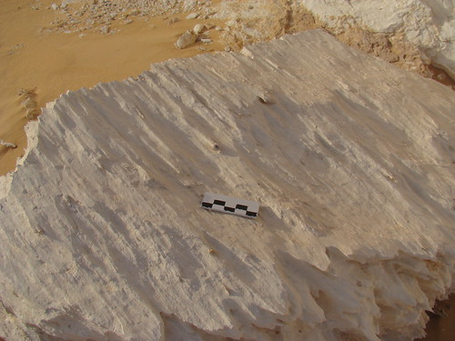 Microformas grabadas (etching) - White Desert (Egipto) - 01