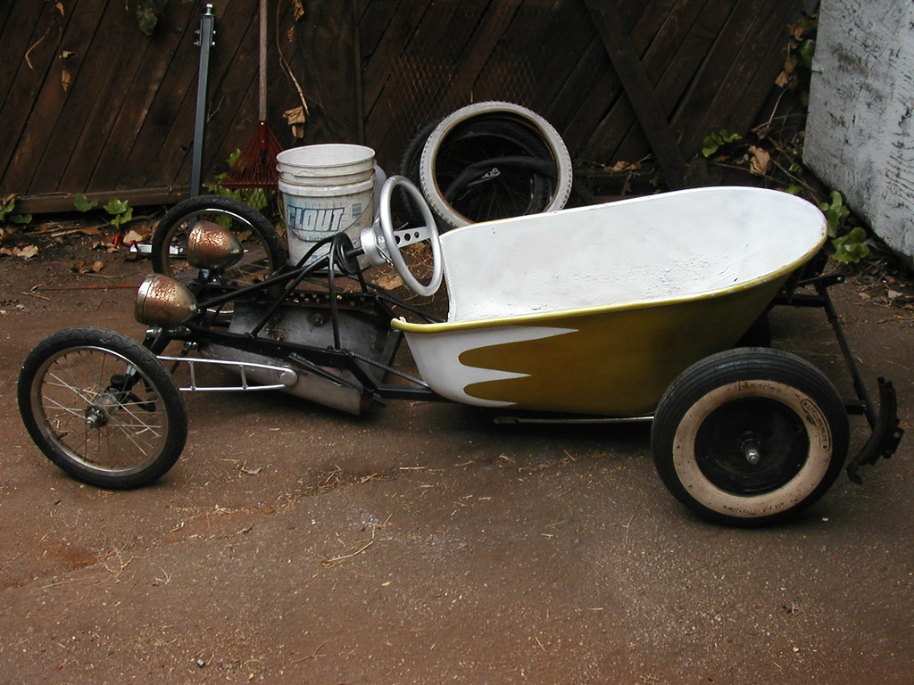 the bucket soapbox car rebuild after lingering in the. Black Bedroom Furniture Sets. Home Design Ideas