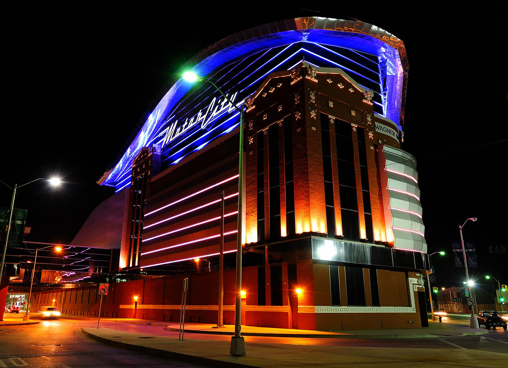 Motor city casino detroit mi lou peeples flickr for Motor city hotel casino
