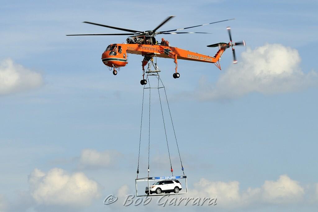 N158ac Erickson Air Crane Sikorsky S 64f Cn 64081