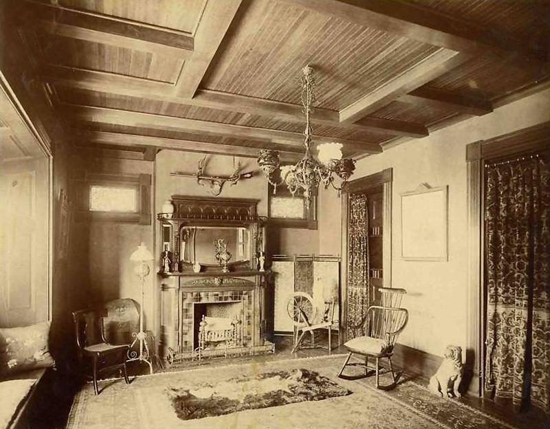 Victorian parlor 1880 39 s gaswizard flickr for Decoration simple de salon