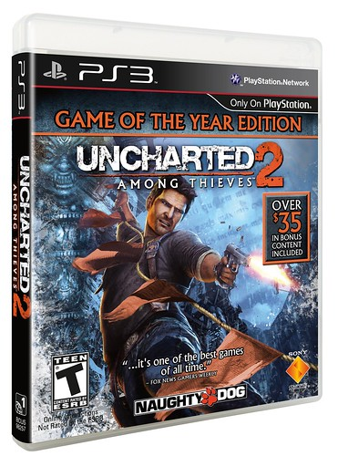 UNCHARTED 2: Game of the Year edition | by PlayStation.Blog