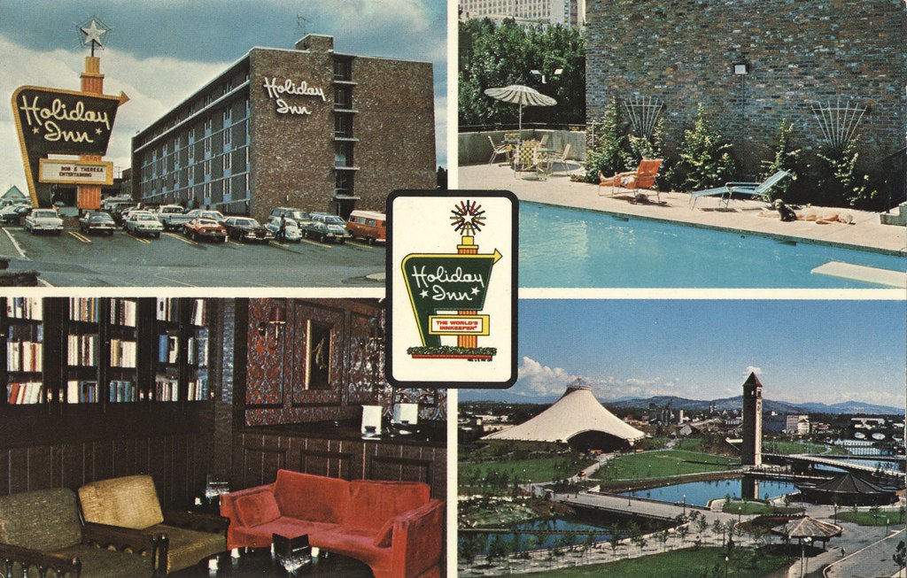 Holiday Inn Downtown - Spokane, Washington