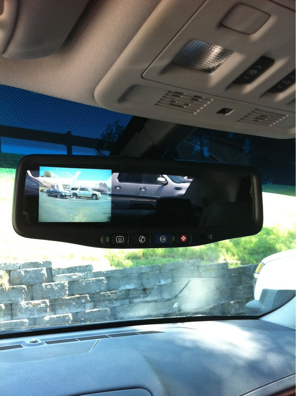 2011 Cadillac Cts Backup Camera Superior Sights And
