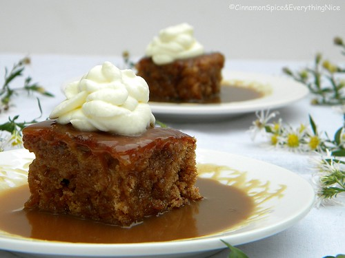 Sticky Toffee Pudding | by CinnamonKitchn