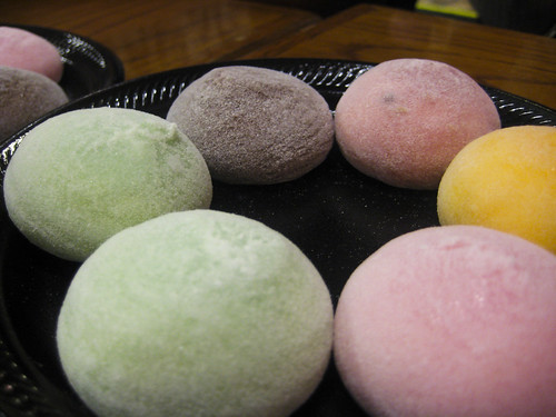 Bubbies Homemade Desserts - Mochi | by emleung