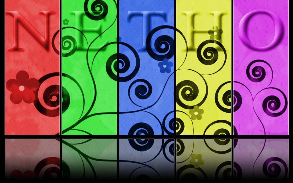 Netho rainbow aqui una imagen con colores llamativos de - Colores llamativos ...