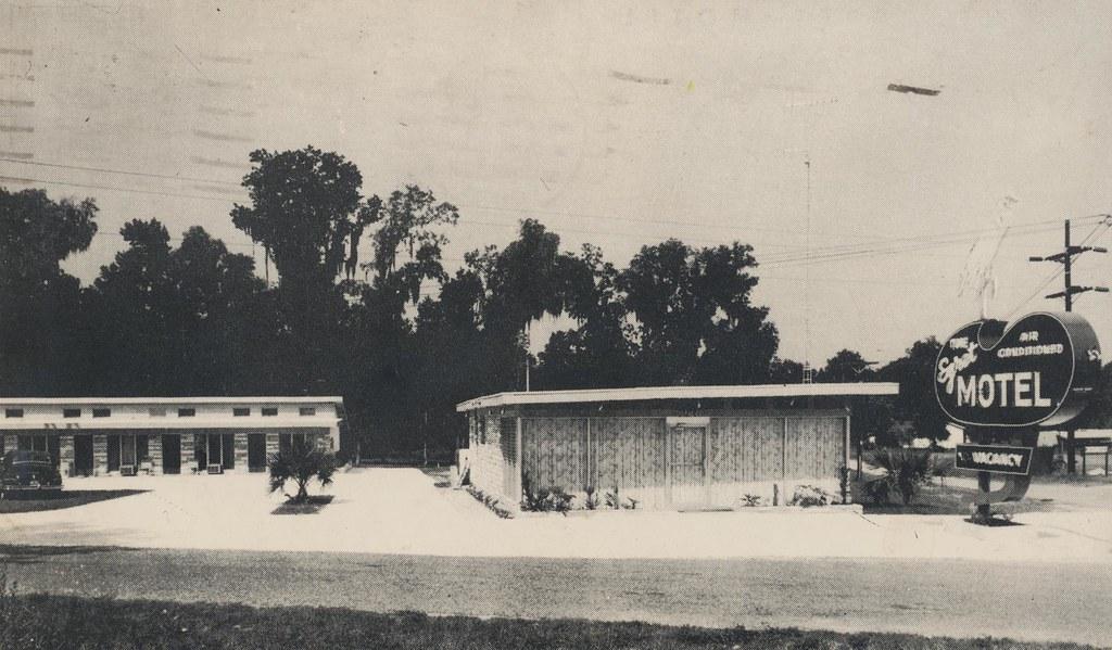Egret Motel - Ocala, Florida