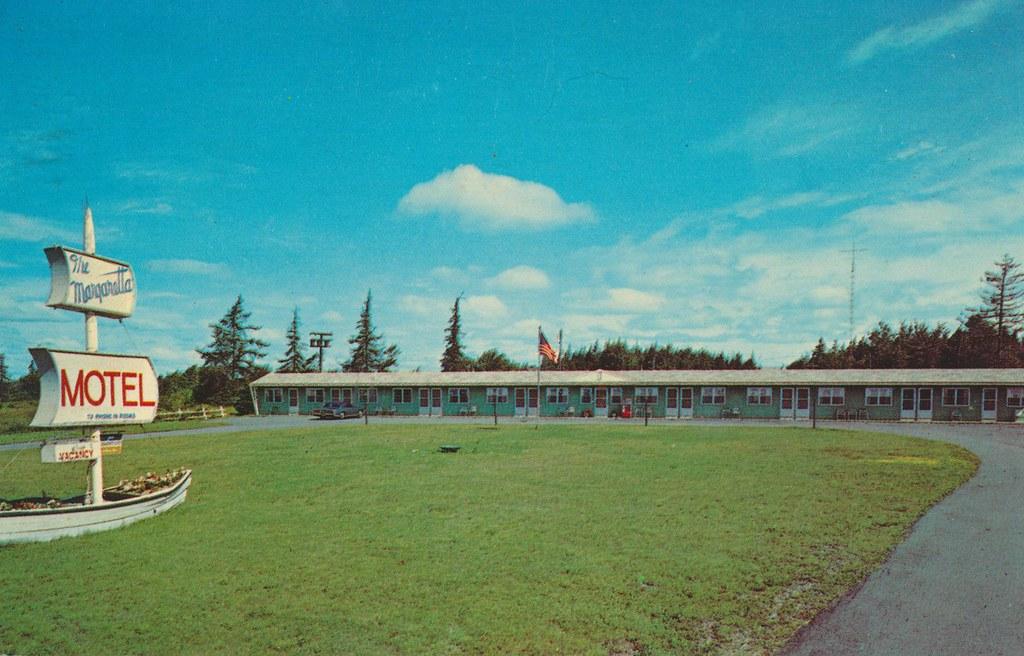 Margaretta Motel - Machias, Maine