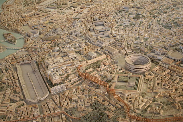 Model of Ancient Rome | Flickr - Photo Sharing!
