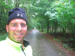 Starting my run in the Frankfurt City Forest | by Wayan Vota