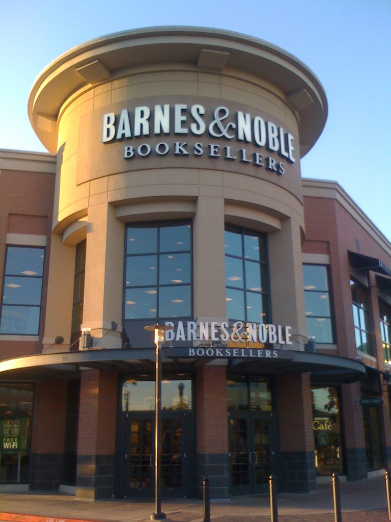 Barnes & Nobles - The Woodlands