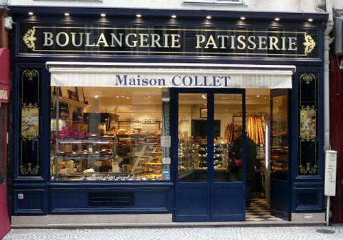 Boulangerie maison collet rue montorgueil for 82 rue brule maison lille