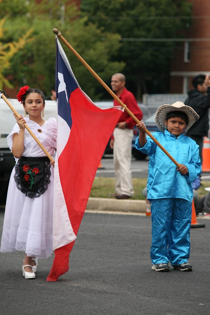 Latin American Parade Fest Downtown Long Beach