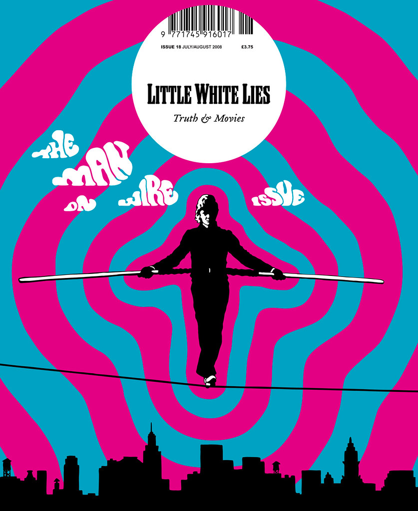 LWLies #18 - The Man On Wire Issue | LWLies joins James Mars… | Flickr