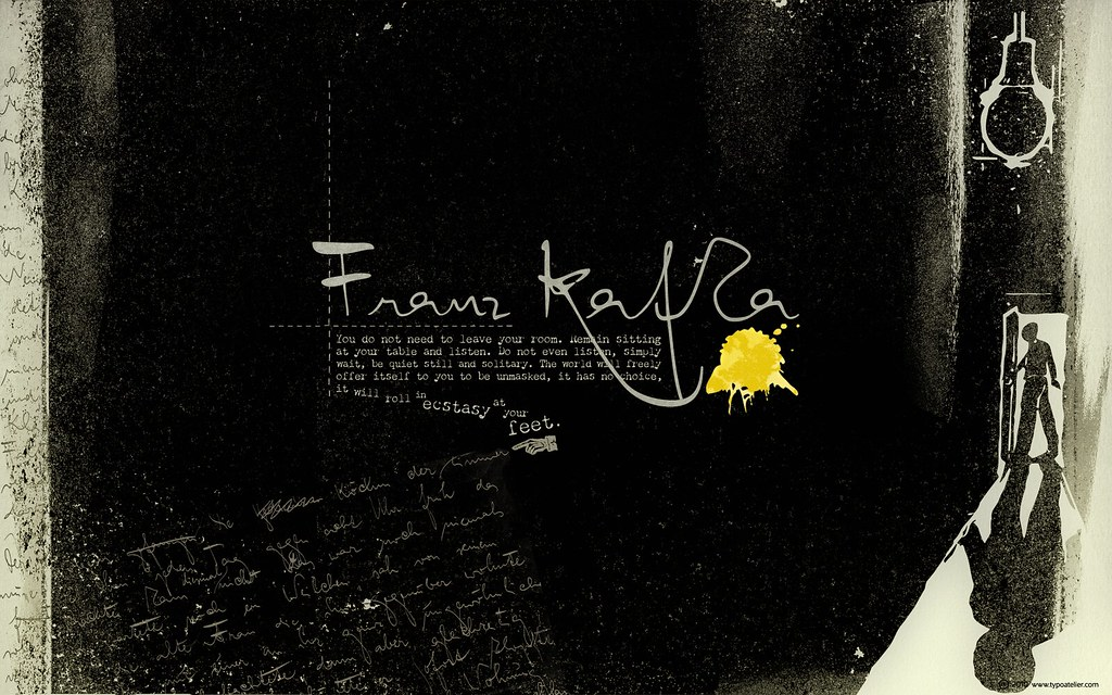 Franz Kafka Trilogy »Y« (for Widescreen Displays)