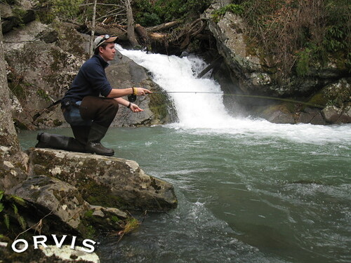 Orvis fly fishing contest serenity at its best trout for Orvis fly fishing blog