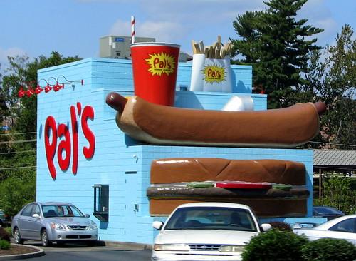 Fast Food Milkshakes