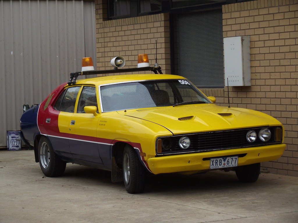 1977 ford xc falcon mad max replica 1977 ford xc falcon ma flickr. Black Bedroom Furniture Sets. Home Design Ideas
