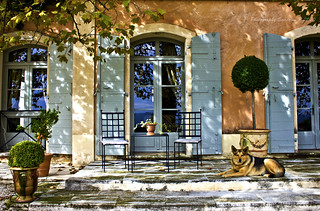 A place in provence | by Sandrine Burke
