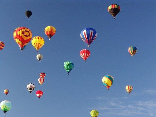 70 Albuquerque International Balloon Fiesta  Morning 1 DSC04644 | by jpoage