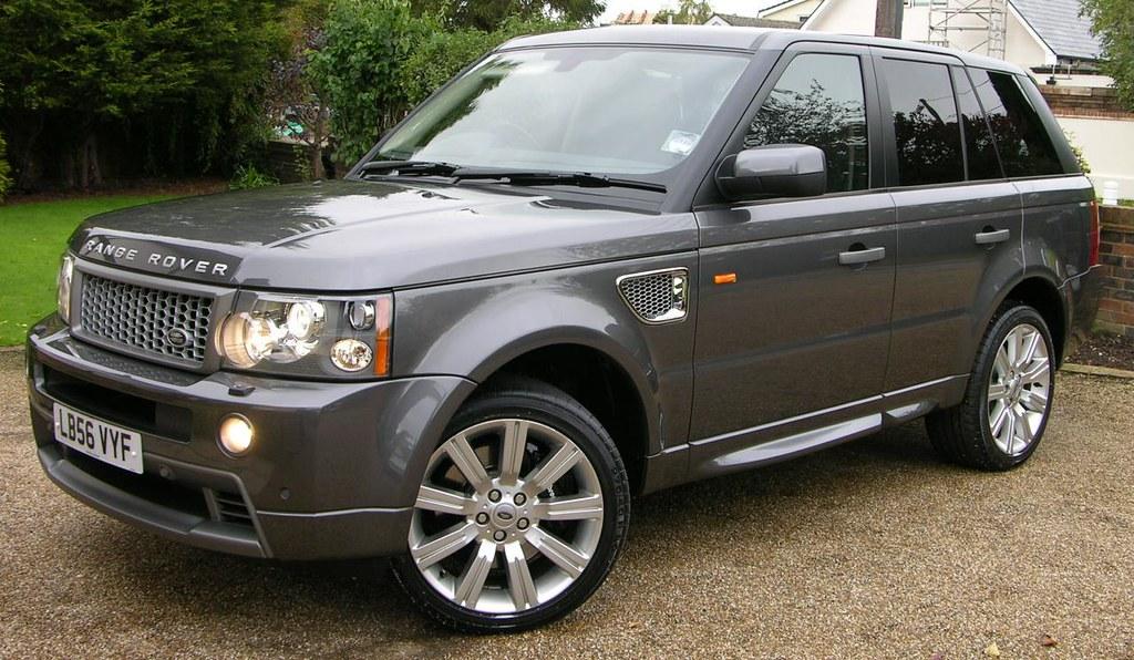 2006 range rover sport hst the car spy flickr. Black Bedroom Furniture Sets. Home Design Ideas