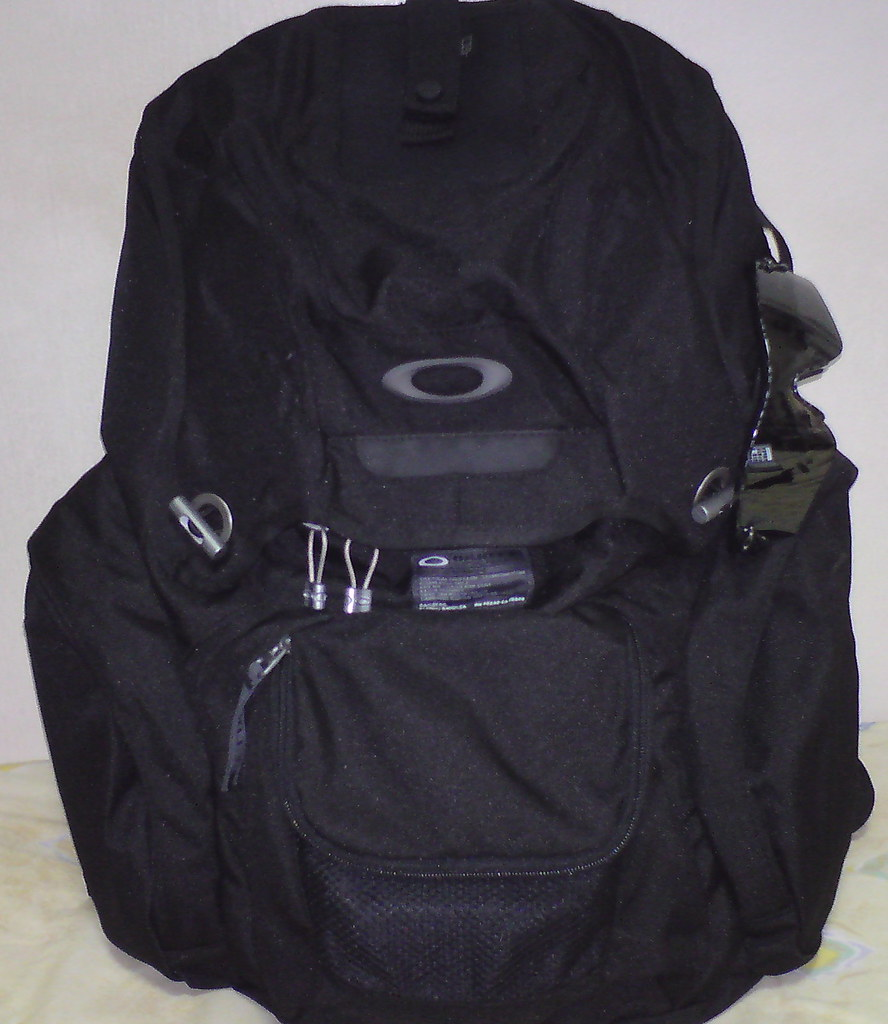 Oakley Panel Pack Backpack Laptop Book Of Eli Black Www