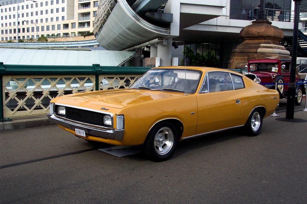 Chrysler >> 1971 Chrysler VH Valiant Charger XL   1971 Chrysler VH Valia…   Flickr