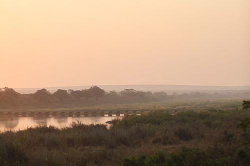 Dawn at Lower Sabi, Kruger National Park