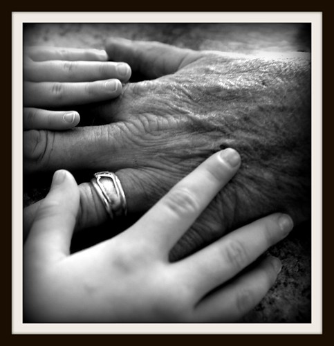 GRANDFATHER'S HAND | by marsha*morningstar
